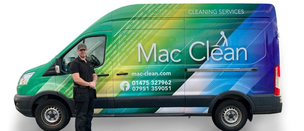 professional commercial cleaning service in Inverclyde