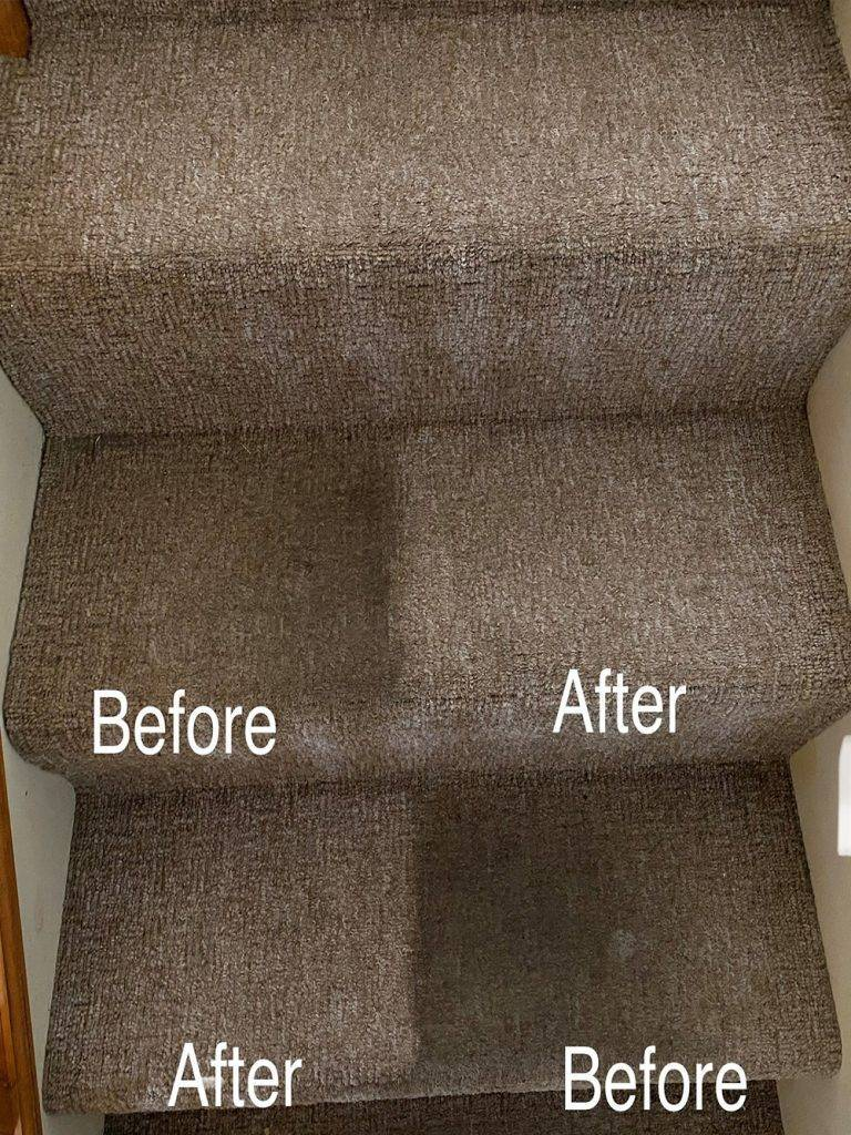 professional carpet cleaning in Inverclyde