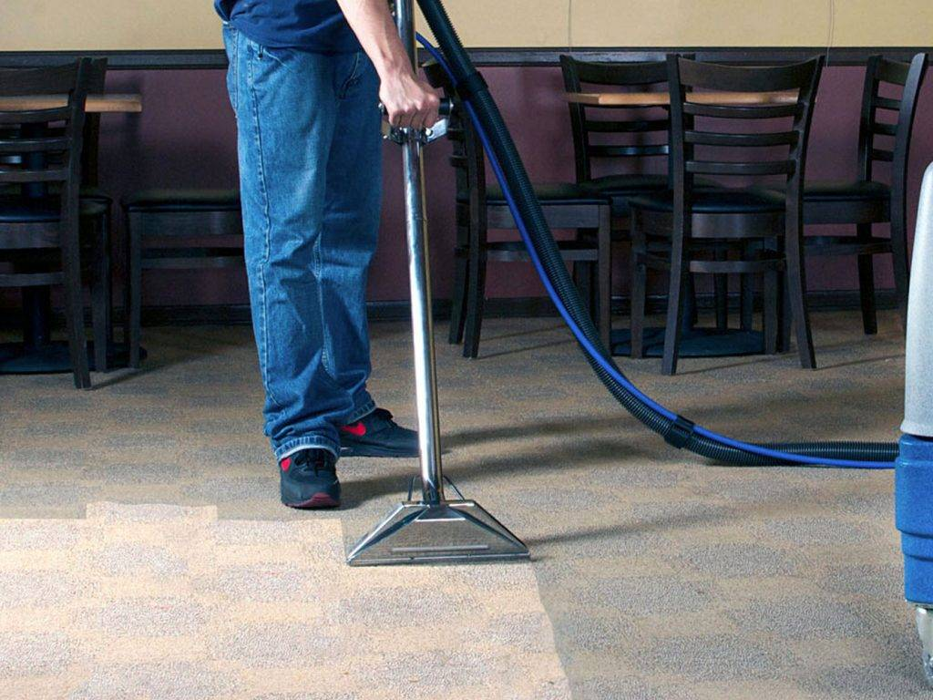 service commercial cleaning carpets 2