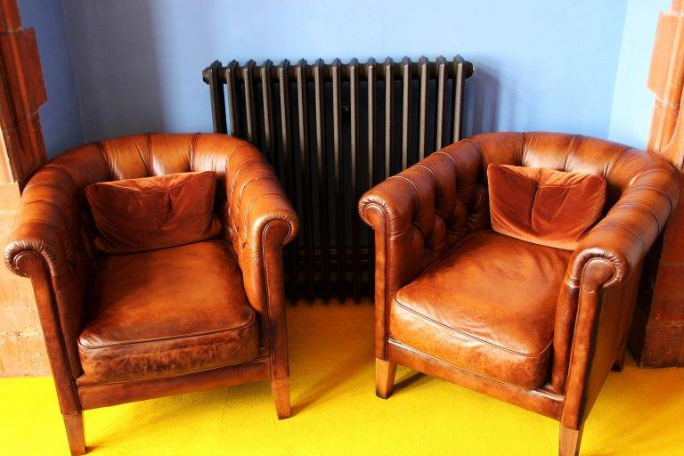 leather furniture restoration service