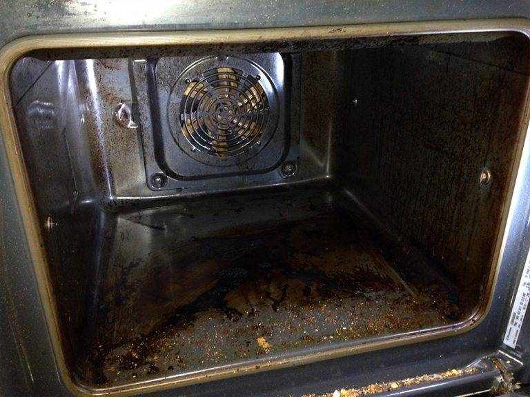 oven cleaning service in Greenock